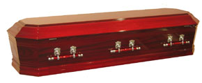 William Matthews Funerals Casket