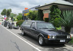 Image of last ride funerals hearse